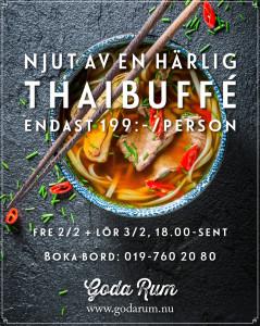 Thailändsk afton_webb