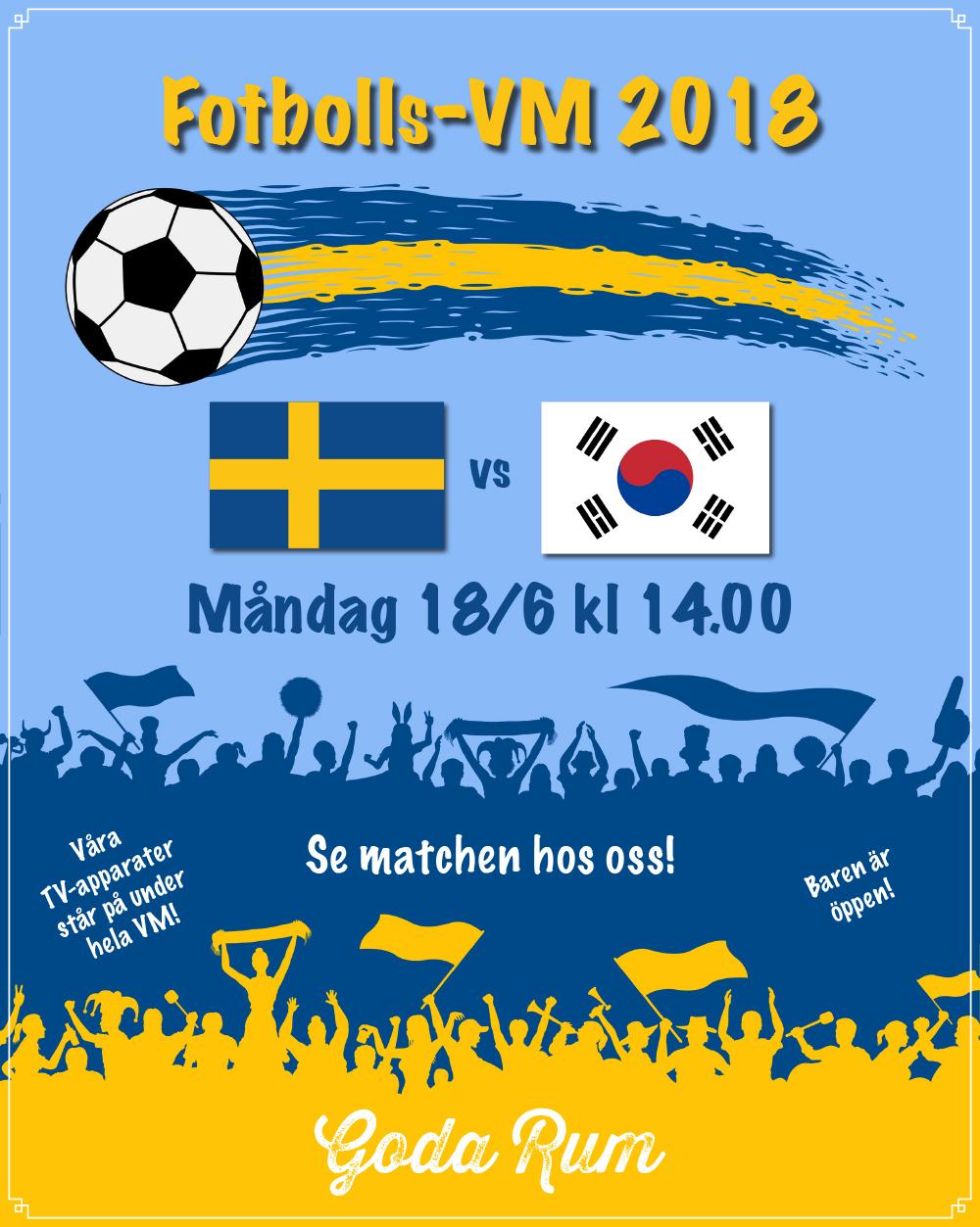 Fotbolls-VM_Sverige_Sydkorea